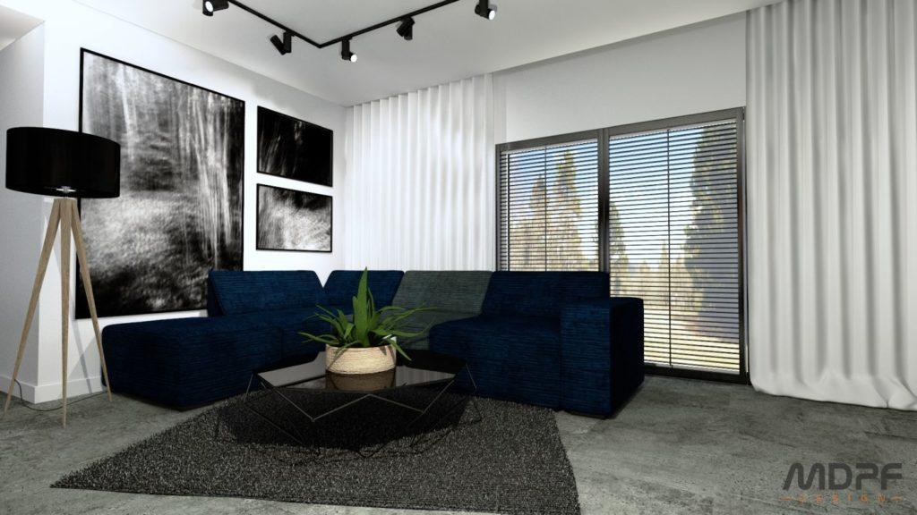 projekt salonu Jasło